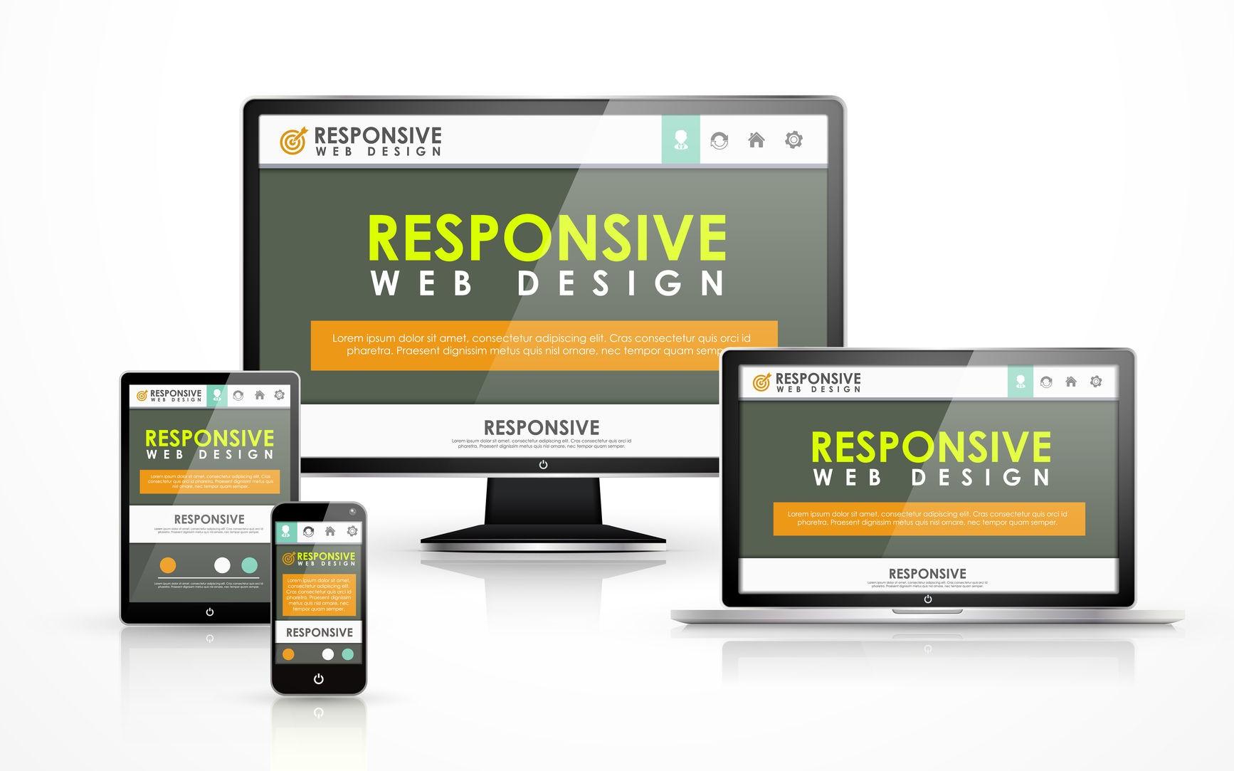 Sito web: il design deve essere responsive