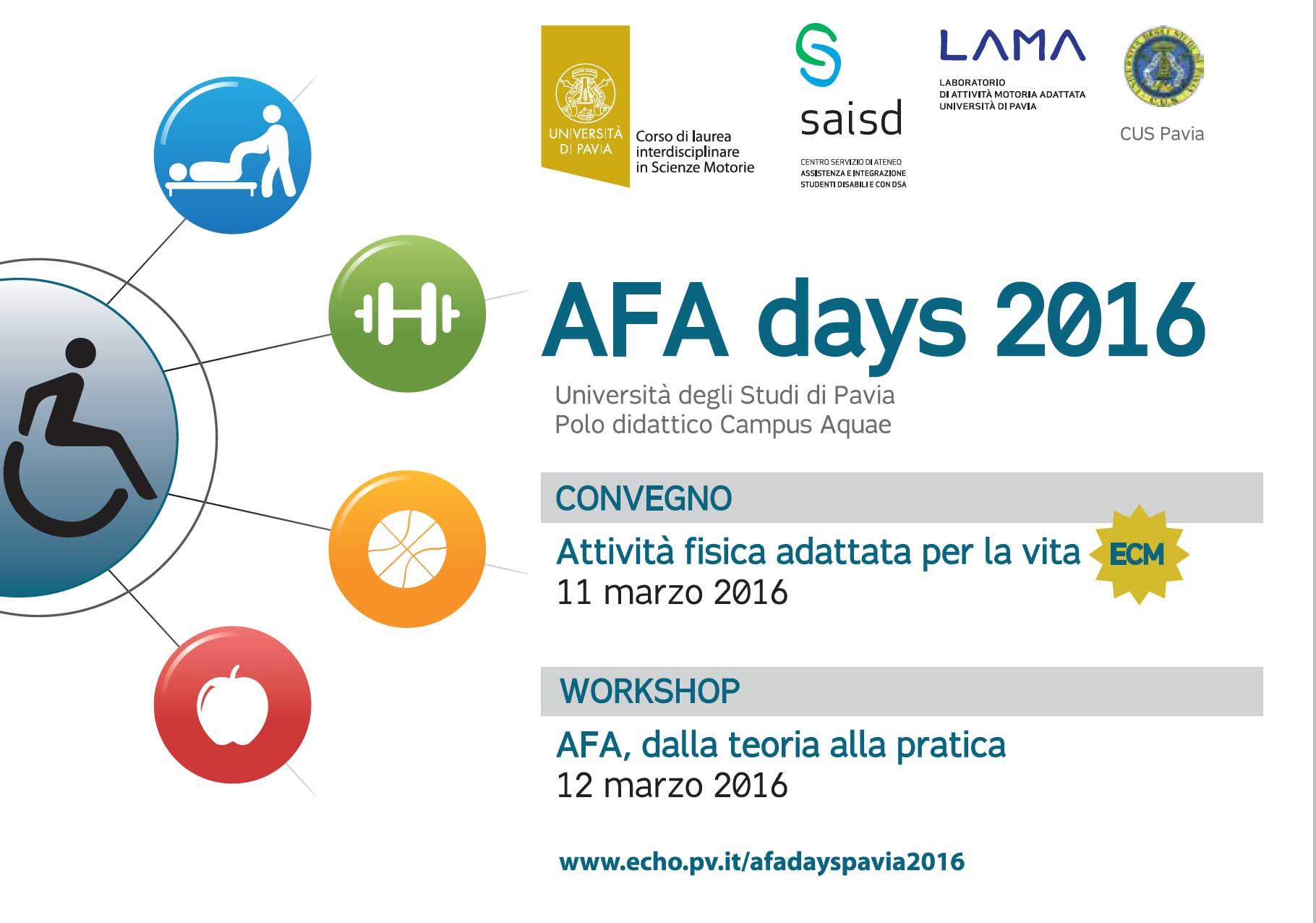 AFA DAYS 2016